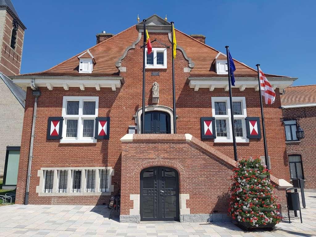 Sint-Lievens-Houtem Gemeentehuis